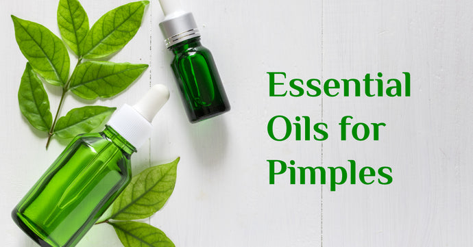 Best Essential Oils For Pimples In Australia
