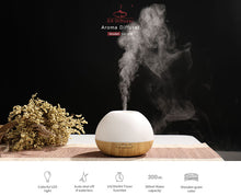 Load image into Gallery viewer, GX19K 300ml Essential oil Diffuser