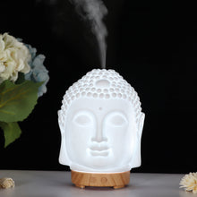 Load image into Gallery viewer, Ceramic 100ml Buddha Head Diffuser