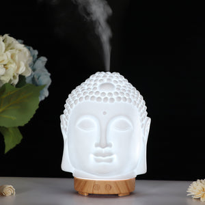 Ceramic 100ml Buddha Head Diffuser