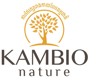 Kambio Nature All Natural Lemongrass Organic Shaving Cream