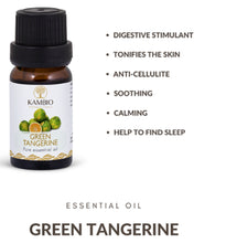 Load image into Gallery viewer, Kambio All Natural Organic Green Tangerine Essential Oil