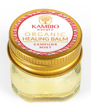 Load image into Gallery viewer, Kambio Nature Organic Camphor and Mint Healing Balm