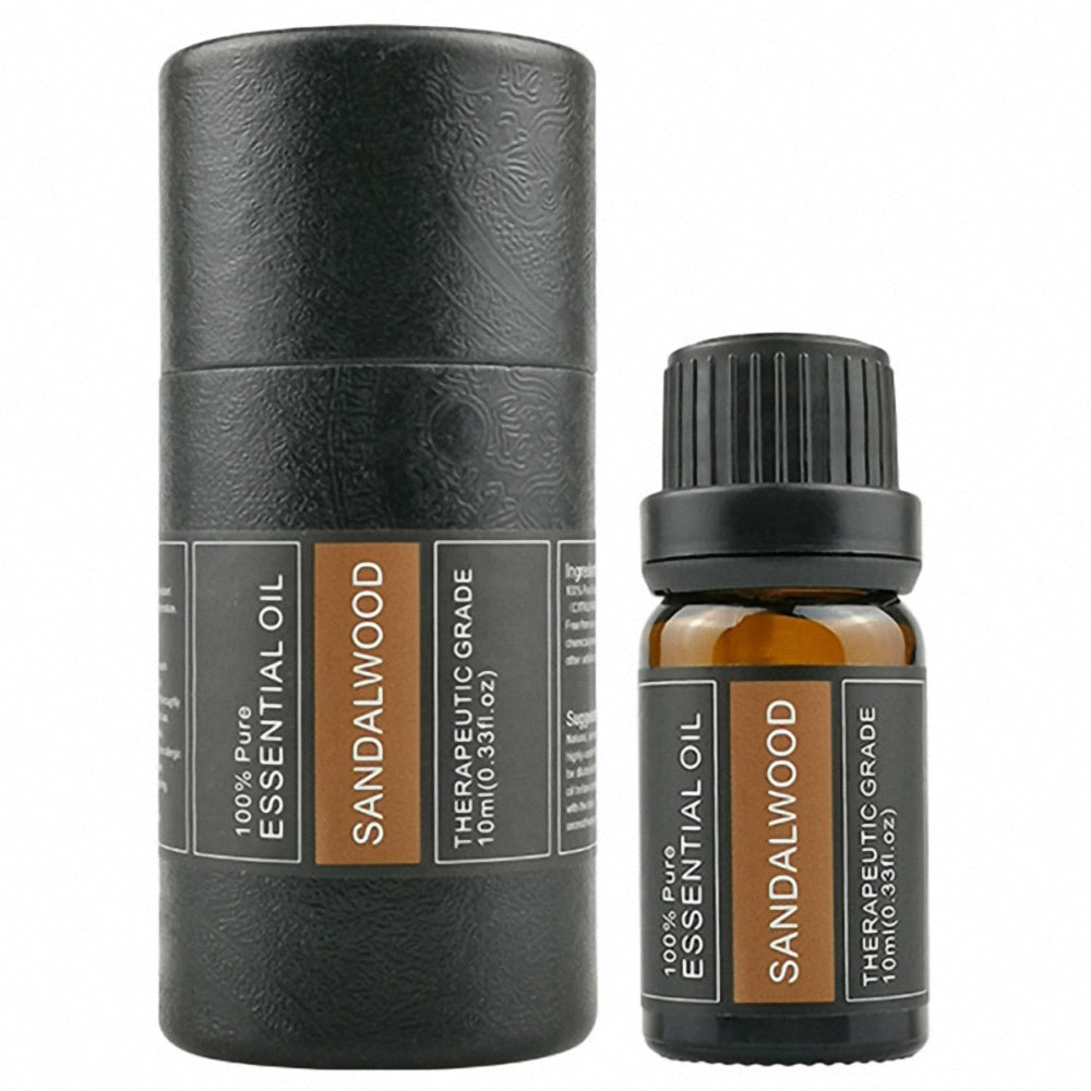 Essential Ethical Organic Sandalwood Essential Oil