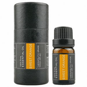 Essential Ethical Organic Sweet Orange Essential Oil