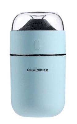 320ml USB Air Humidifier Mini Portable Small Volcano Aroma Aromatherapy Air Purifier