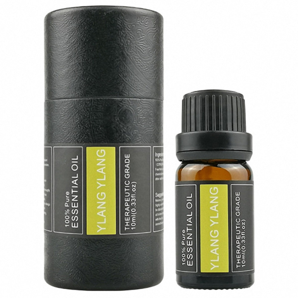Essential Ethical Organic Ylang Ylang Essential Oil