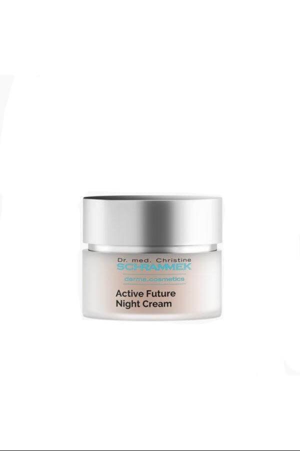 Dr. Schrammek Active Future Night Cream - 50 ml-Dr. Schrammek-Scandinavian Beauty