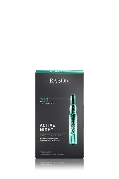 BABOR Active Night ampuller - 7 x 2 ml-Babor-Scandinavian Beauty