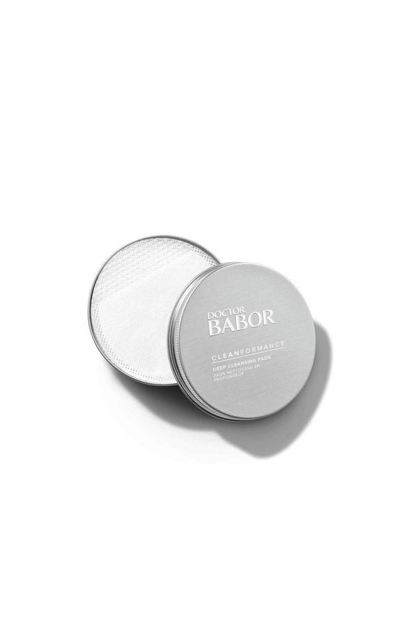 Doctor Babor Cleanformance Deep Cleansing Pads - påfyll 20 stk.-Babor-Scandinavian Beauty
