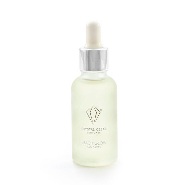 Crystal Clear Beach Glow Tan Drops - 30 ml-Scandinavian Beauty-Scandinavian Beauty