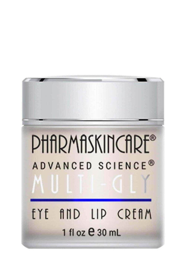 PharmaSkinCare Multi-Gly Eye & Lip Cream - 30 ml-PharmaSkinCare-Scandinavian Beauty
