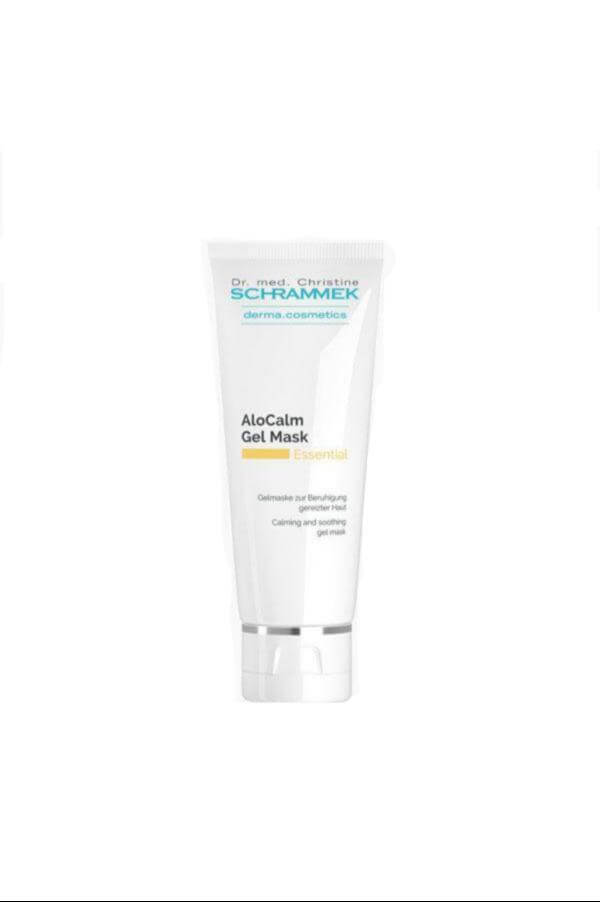 Dr. Schrammek AloCalm Gel mask - 75 ml-Dr. Schrammek-Scandinavian Beauty