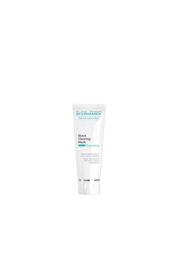 Dr. Schrammek Black Clearing Mask - 75 ml-Dr. Schrammek-Scandinavian Beauty