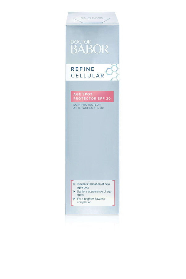 DOCTOR BABOR Refine Cellular Age Spot Protector SPF 30 - 50 ml-Babor-Scandinavian Beauty