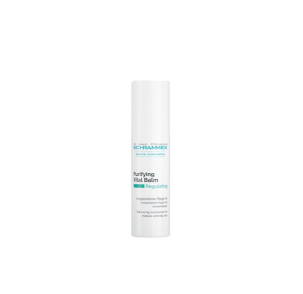 Dr. Schrammek Purifying Vital Balm - 40 ml-Dr. Schrammek-Scandinavian Beauty