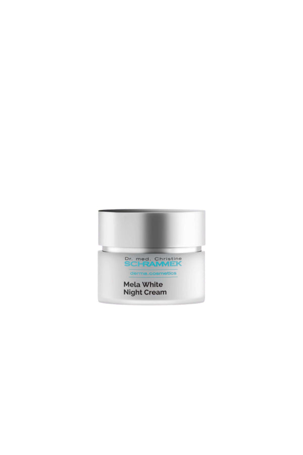 Dr. Schrammek Mela White Night Cream - 50 ml-Dr. Schrammek-Scandinavian Beauty