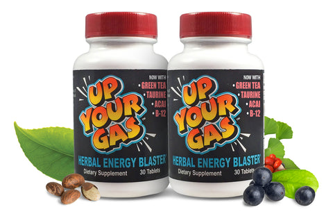 Up Your Gas 30s Special Offer Buy 1 Get 1 Half Price