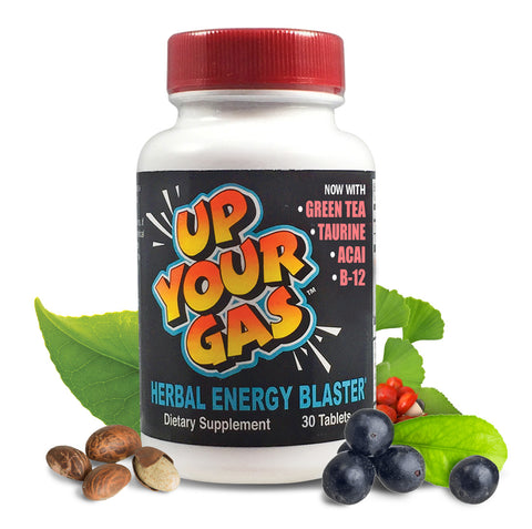 Up Your Gas - Herbal Energy Blaster 30s