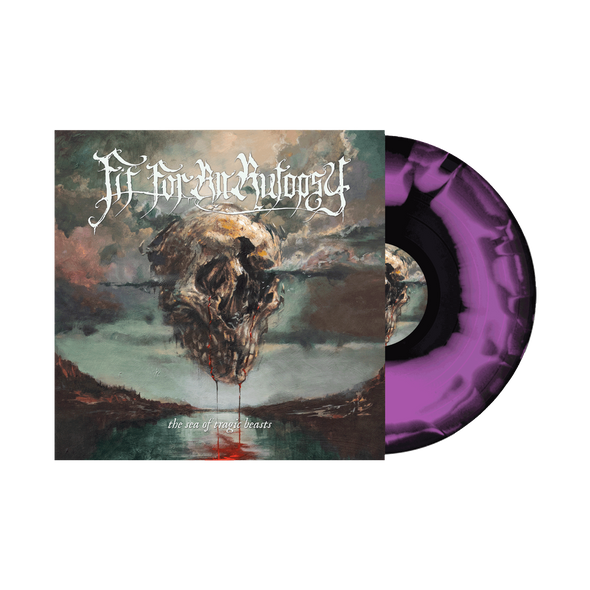 Fit For An Autopsy The Sea Of Tragic Beasts Vinyl LP Merch Warfare