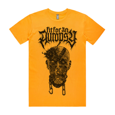 Fit For An Autopsy tee Merch Warfare Australia
