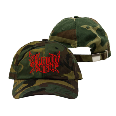 Shadow Of Intent logo hat merch warfare