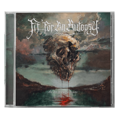Fit For An Autopsy The Sea Of Tragic Beasts CD Merch Warfare