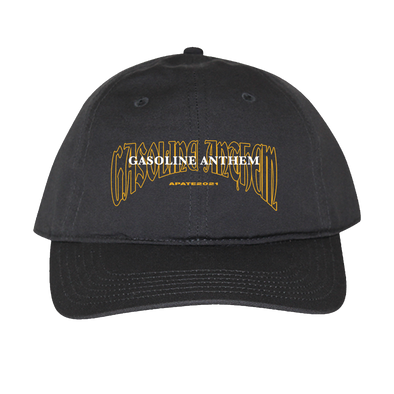 GASOLINE ANTHEM // Dad hat (Black)