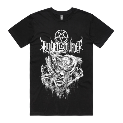 Thy Art Is Murder tee Merch Warfare Australia store