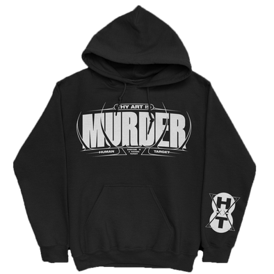 Thy Art Is Murder hood hoodie merch warfare