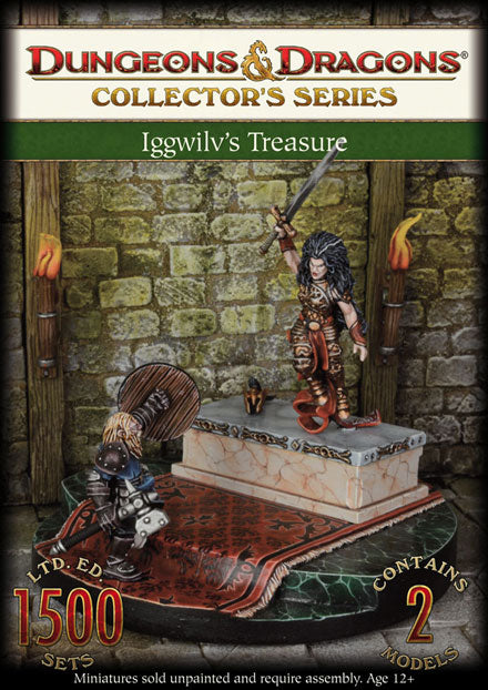 D&D: Iggwilv's Treasure