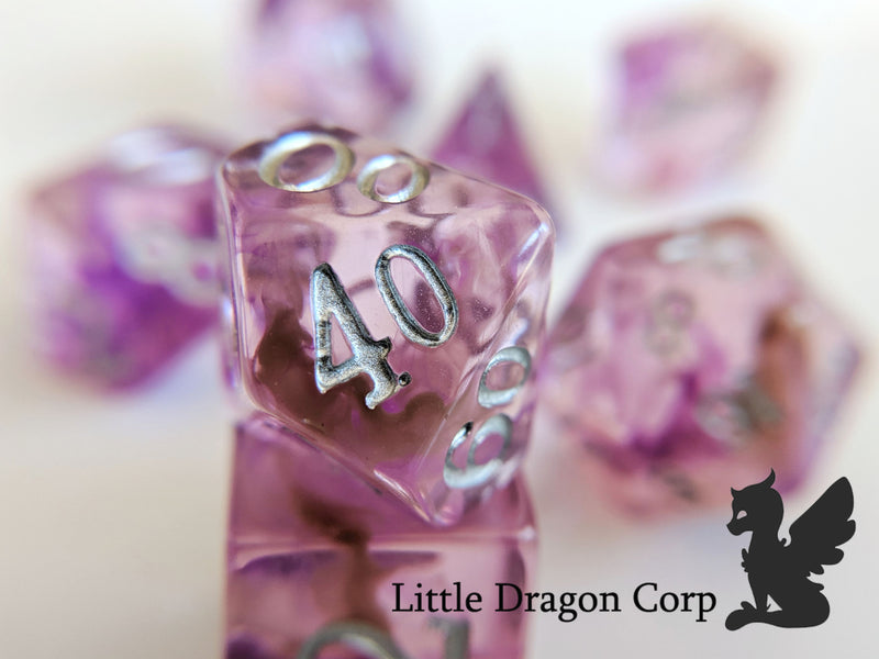 Little Dragon Corp - Amethyst Quartz Nebula