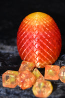 Dragon Egg Dice Box - Pheonix - Diamond