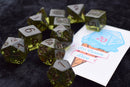 Ice Cream Dice - Original Kiwi