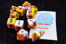 Ice Cream Dice - Candy Corn