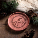 Unicorn small Trinket/Dice Bowl, Coaster and Box
