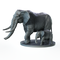 Elephant STL Miniature File