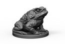 Giant Toad STL Miniature File
