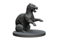Giant Weasel STL Miniature File