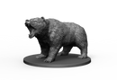 Bear  STL Miniature File