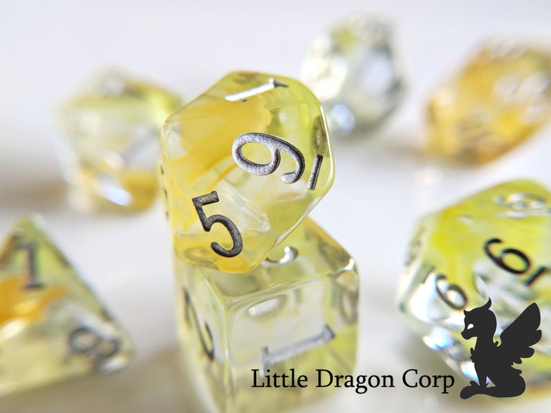 Little Dragon Corp - Honey Citrine Nebula