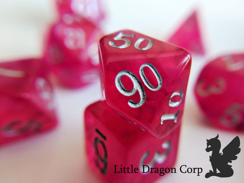 Little Dragon Corp - Pink Ruby Nebula