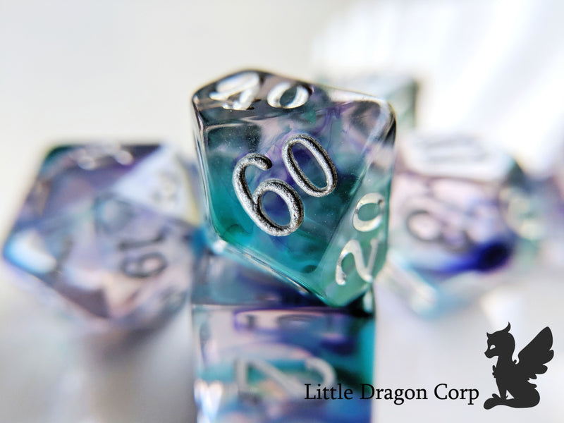 Little Dragon Corp - Rainbow Flourite Nebula