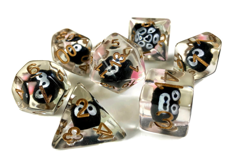 Heart Beat Dice - Soot Sprite