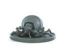 Scarab Beetle STL Miniature File
