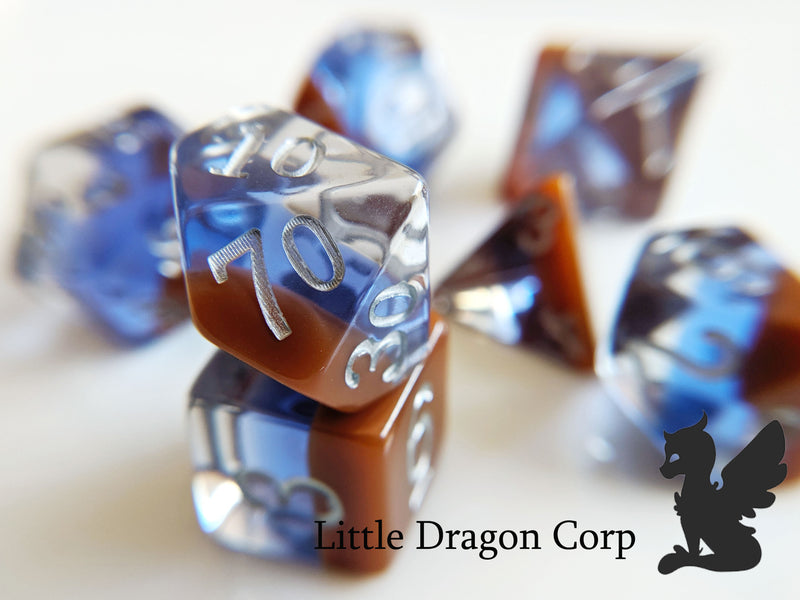 Little Dragon Corp - African Opal Layered
