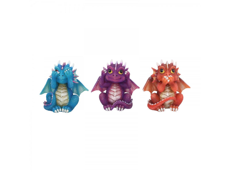 Three Wise Dragonlings