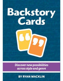 Backstory Cards Vol 2