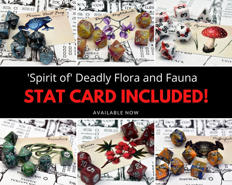 'Spirit of' Deadly Flora & Fauna - Wholesale Bundle