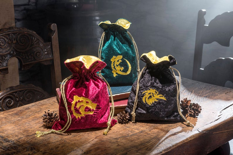 Spirit of Dice Bag